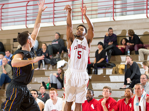 Men's Basketball Knocks Off #12 Susquehanna, 101-80 – The ...