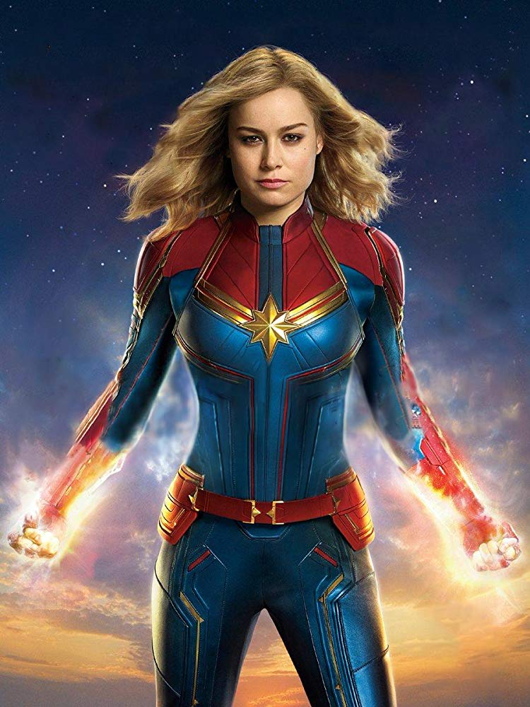 Image result for captain marvel real